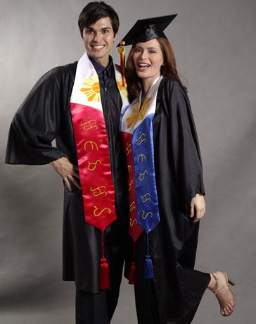 lussureggiante nel design migliore grande varietà Graduation Apparel : MyBarong