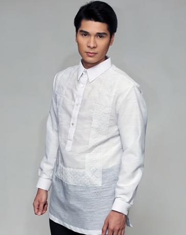 men s barong barong tagalog